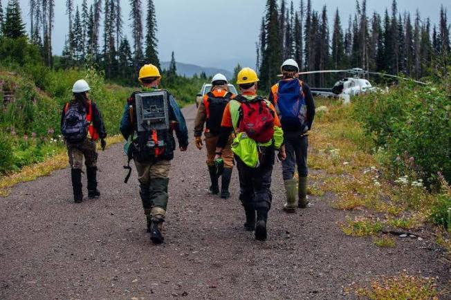On Tuesday July 22, 2014, a helicopter was intercepted on Unist'ot'en Territory. They were given a warning and evicted from the unceded and occupied lands of the legendary Unist'ot'en Clan. Now, ALL of the pipeline companies have been forewarned. Unist'ot'en Camp/Facebook