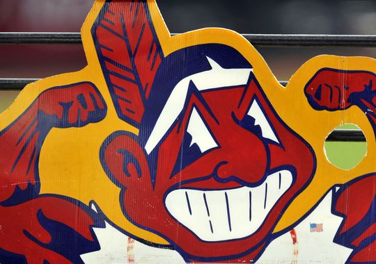 Some Native Americans find the Cleveland Indians' Chief Wahoo logo offensive.(Photo: David Richard, USA TODAY Sports)