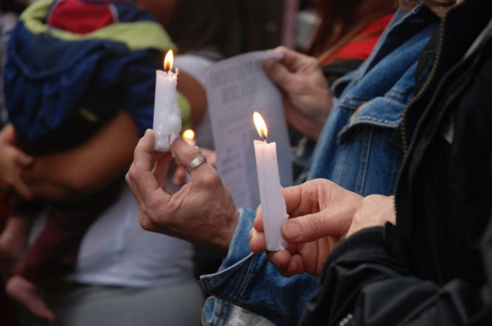 Call for action at vigil for missing, murdered Aboriginal women
