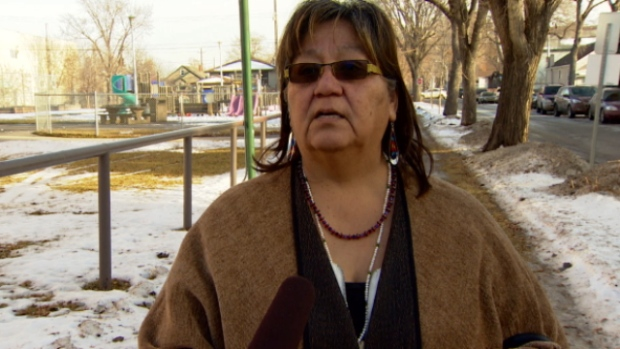 Aboriginal elder Taz Bouchier says she does not believe Wasylyshen is truly remorseful for his actions, and left the healing circle early, believing there was not enough open dialogue. (CBC)