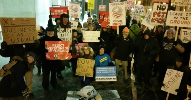 Climate Activists Rally Country-Wide to Fight Keystone XL