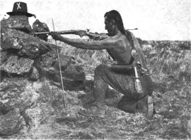 Modoc Warrior