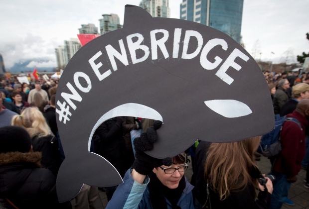 Opposition to Northern Gateway remains staunch in BC (The Canadian Press)
