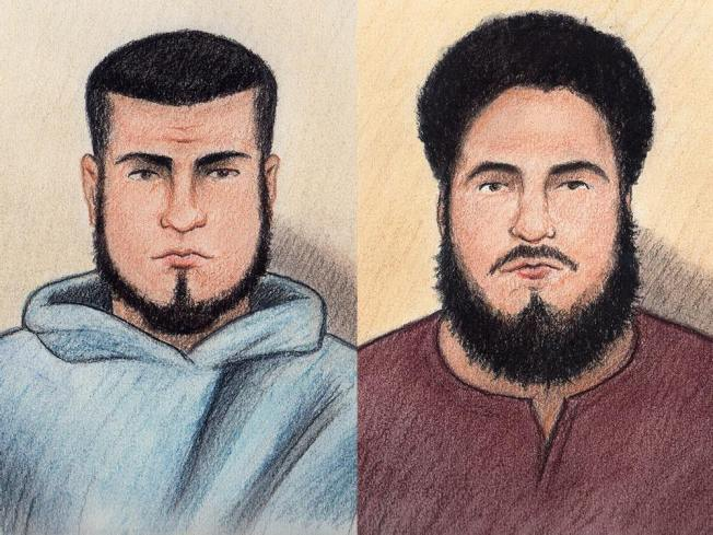 0111 terrorist arrests