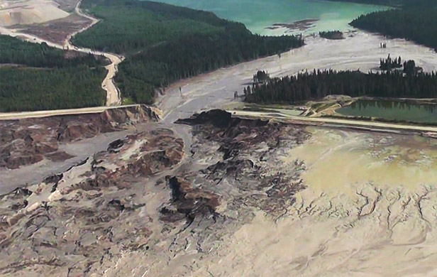 Imperial Metals-owned Mount Polley mine became site of most devastating tailings storage facility disaster in Canadian history.