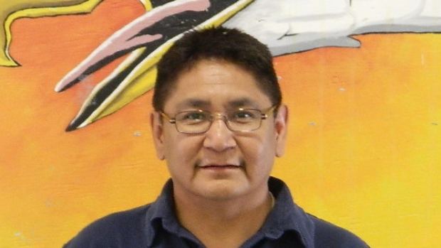 Shoal Lake First Nation Chief Erwin Redsky says a 23-kilometre road to his community would cost $30 million. (Shoal Lake First Nation/sl40.ca)
