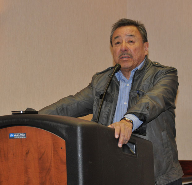 Ontario Regional Chief Stan Beardy Calls on CN Rail to Back Down