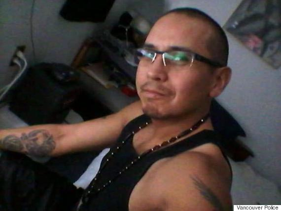 Daniel Alphonse Paul has been arrested, according to the family of his girlfriend who was found dead last month in East Vancouver. (Vancouver police)
