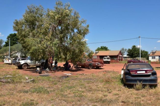 The remote Aboriginal community of Pandanus Park, in the Kimberley. Photo: ABC