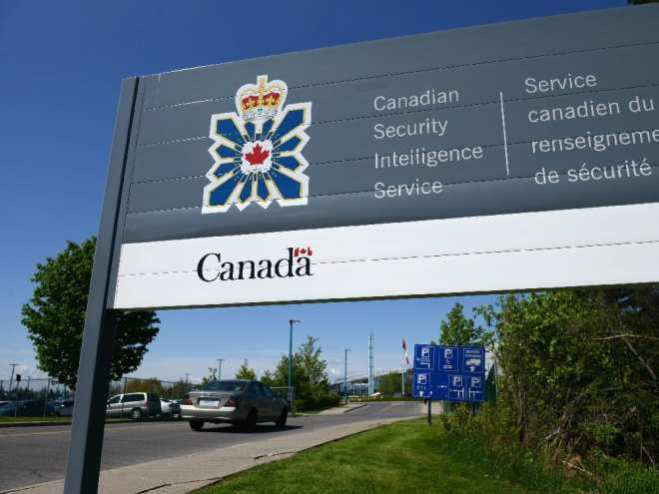Canada's spy agency is getting new powers. Sean Kilpatrick / THE CANADIAN PRESS