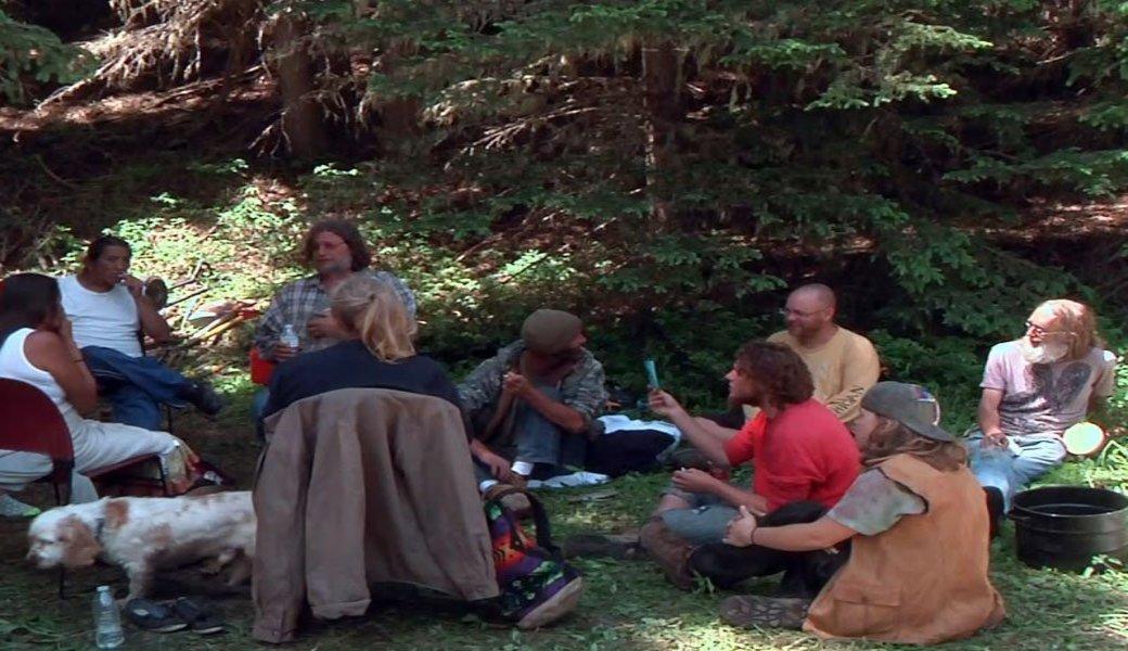 Forest Service: Counterculture Gathering Draws 750 So Far