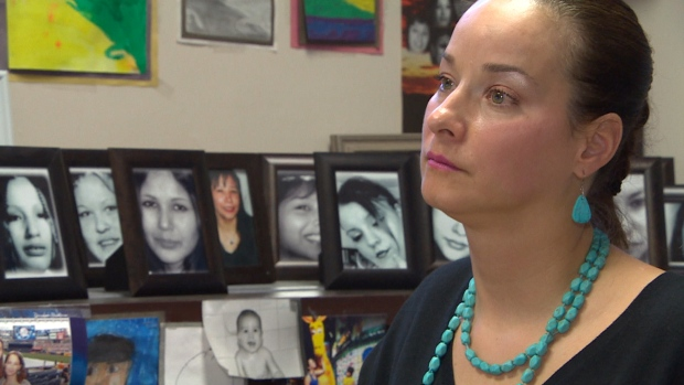 Nahanni Fontaine, special advisor on Aboriginal Women's Issues for the province, says a new missing and murdered indigenous women RCMP report out June 16, 2015 won't bring families closer to the truth about what happened to their lost relatives. (CBC)