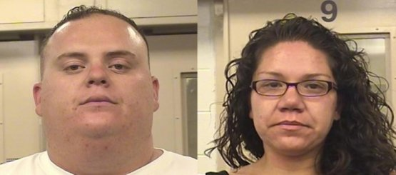 Joshua Benavidez and Irene Enriquez are facing a string of charges over the incident which left the victim in intensive care