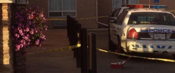 Investigators are probing a deadly RCMP shooting at a Dawson Creek hotel restaurant. | Jonny Wakefield/Alaska Highway News