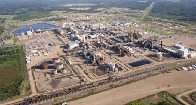 Nexen pipeline leak in Alberta spills 5 million litres