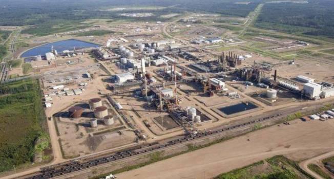 Nexen pipeline leak in Alberta spills 5 million litres