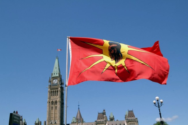What do the parties promise Canada's aboriginals?
