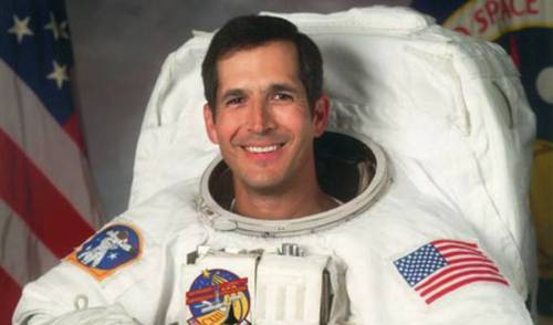 John Bennett Harrington, the first Native American astronaut. Source: Getty Images