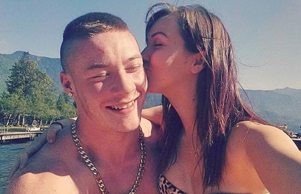 Alex Gervais, pictured on Facebook with girlfriend Arianne Dickson, died in a fall from an Abbotsford hotel window. He was under ministry care. Photograph by: Online , Facebook