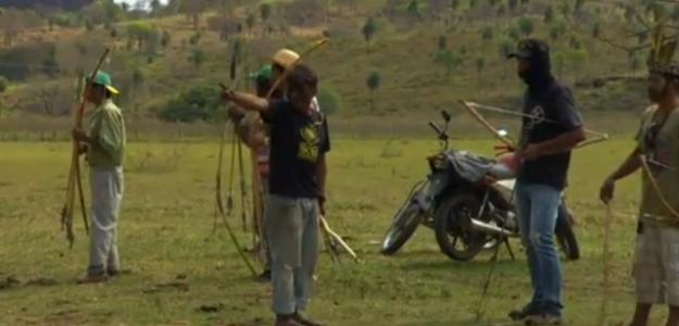 Indigenous leaders have accused landowners of murder