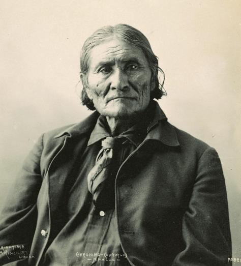 Geronimo, 1898. ( Frank A. Rinehart/Special to The Pulse)