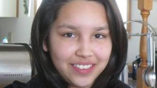 The family of 'Gracie' Daniels is suing the province of Manitoba and Child and Family Services after the 16-year-old, who was in the care of CFS at the time, hung herself at the Brandon Correctional Centre in 2013. (Winnipeg Police Service )