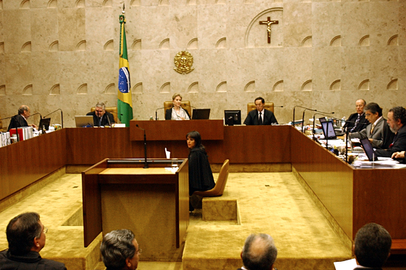 Supreme Federal Court of Brazil. Fabio Pozzebom/ABr - Agência Brasil under a Creative Commons Licence