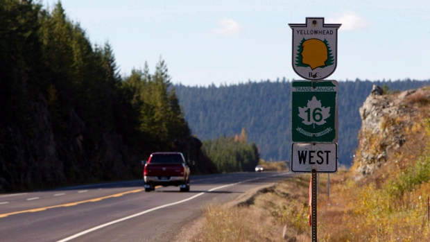 The B.C. Transportation ministry has organized a meeting next week to discuss transit issues in northern B.C. in connection with missing and murdered women. But several high-profile community leaders say they haven't been invited. (Jonathan Hayward/Canadian Press)