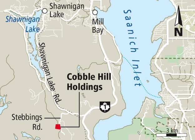 Cobble Hill Holdings's Stebbings Road site