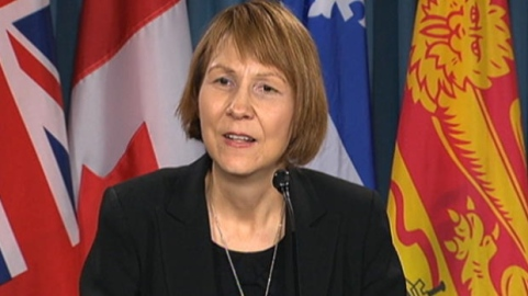 Cindy Blackstock, executive director of the First Nations and Family Caring Society.