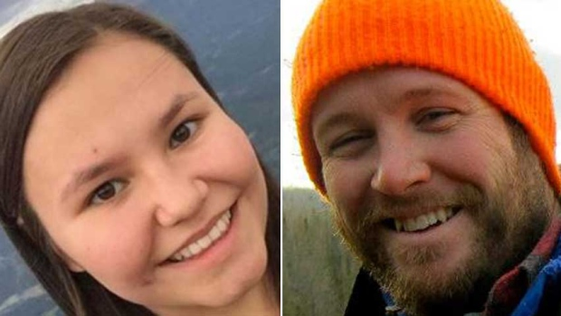 Marie Janvier and Adam Wood are two victims of the Jan. 22 shooting in La Loche, Sask., that left four people dead. (Facebook/handout )