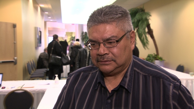 St. Theresa Point Chief David McDougall says the community is cooperating with RCMP in the investigation. (CBC)
