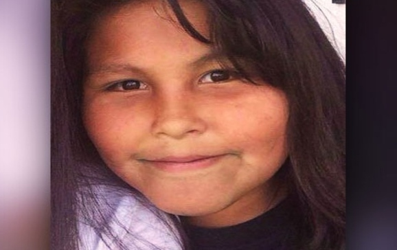 (The remains of Teresa Robinson, 11, were found last May. The RCMP now asking for DNA samples from boys and men in Garden Hill First Nation.)