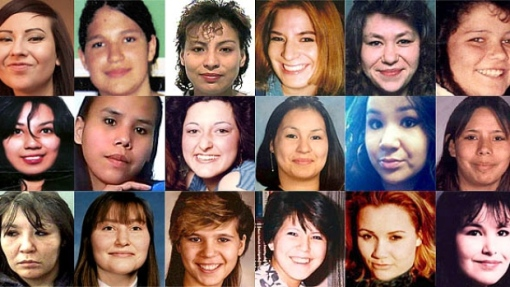 Missing and murdered (CBC)