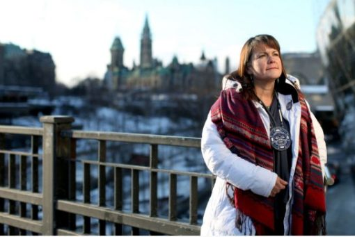 """It's important to sit down and say, 'Enough pointing fingers. What are we going to do to make this better? What are we going to do to improve this relationship?' Because quite frankly, indigenous people aren't going away and neither is the RCMP,"" Dawn Lavell-Harvard, president of the Native Women's Association of Canada. DAVE CHAN / TORONTO STAR FILE PHOTO"