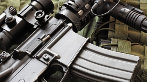 Semi-automatic carbine rifles are already used by members of the Winnipeg Police Service's tactical unit, but soon some general patrol officers will be trained to use them. (Shutterstock)