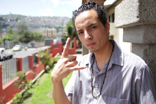 The Latin Kings are also present in Puerto Rico, Peru and Mexico. Photo:teleSUR