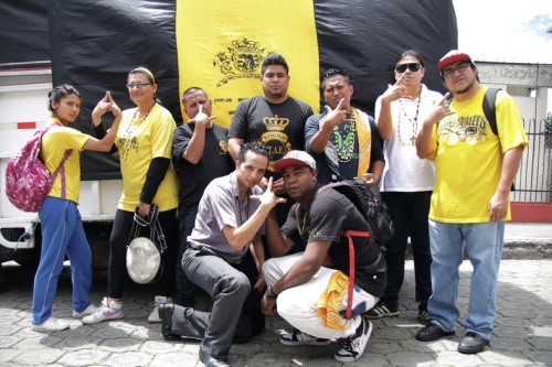 The Latin Kings are still considered criminals by many despite their community work. Photo:teleSUR