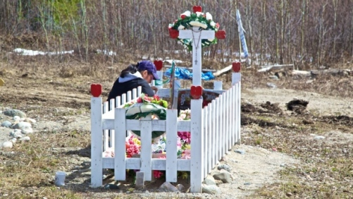The Neskantaga First Nation in northern Ontario declared a state of emergency in 2013 after seven youth took their own lives. (Sherry Prenevost)