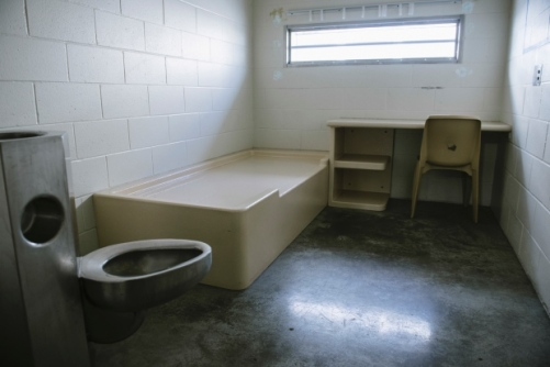 A cell inside the North Slave Correctional Centre. (Pat Kane)