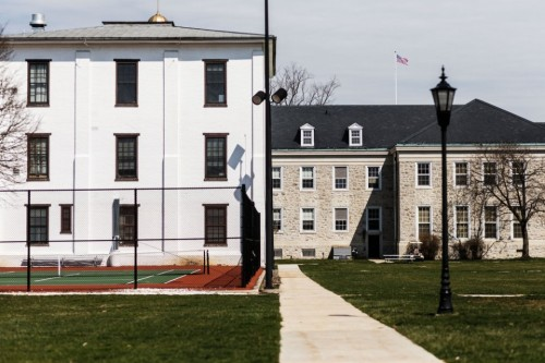 Buildings at the Carlisle War College that once were the Carlisle Indian School, March 22, 2016. James Robinson, PennLive.com
