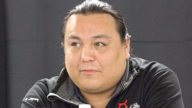 Cecil James is helping to organize a vigil in Winnipeg three years after his sister, Kinew, died at the Regional Psychiatric Centre. (Cecil James/Submitted to CBC)
