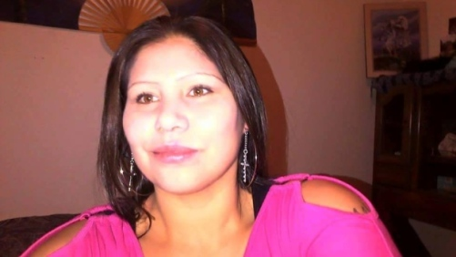 Lorlene Bone, 31, was last reported seen in Sapotaweyak Cree Nation on Feb. 29. (Family photo)