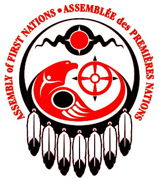 Assembly of First Nations (AFN) Logo.