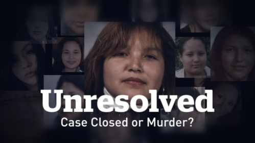 A CBC News investigation of 34 cases of missing and murdered Indigenous women and girls, in which authorities deemed that no foul play had taken place, found numerous instances of suspicious circumstances and unexplained injuries. (CBC)