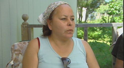 Six years after her daughter's death, Mary Agnes Polchies is still looking for closure. (CBC )