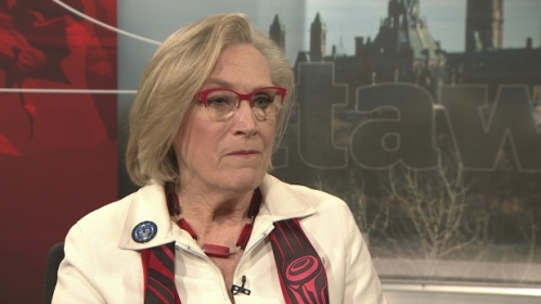 "Indigenous and Northern Affairs Minister Carolyn Bennett said the pattern of ""no foul play"" being found in so many deaths of aboriginal women is worthy of assessment. (CBC)"