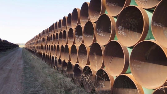 The Federal Court of Appeal has overturned approval of Enbridge's Northern Gateway pipeline project because Ottawa failed to consult adequately with First Nations. (Alex Panetta/Canadian Press)