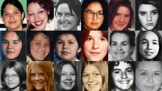 RCMP continue to investigate the deaths and disappearances of 18 young women along a 720 km stretch of northern B.C. dubbed the Highway of Tears. (Contributed/RCMP)