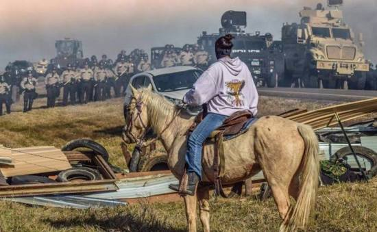 Photo: Veterans Stand For Standing Rock/Facebook
